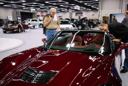 Portland Car Show >> Photos Portland International Auto Show Seattle Refined