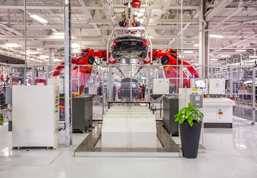 Tesla electric-car plant expansion could double size of Fremont factory