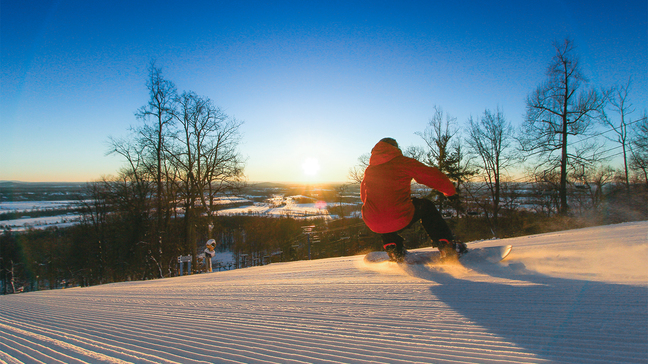 Five things to know for your first time out on the slopes