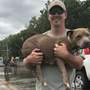 'You can't just drive past something like that': Maconites save people, pets from TX flood
