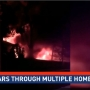 Greece garage fire spreads to neighboring home