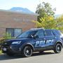 Utah State University Police officer struck by a vehicle