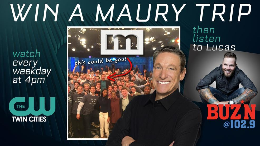 Win a Trip to Maury
