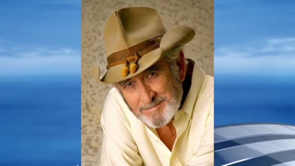 Country Music Singer Don Williams Dies At 78 Wpde