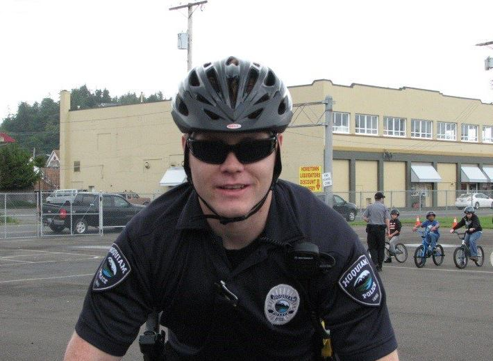 Daniel McCartney had worked for the Hoquiam Police Department. (Photo: Hoquiam Police Department)<p></p>