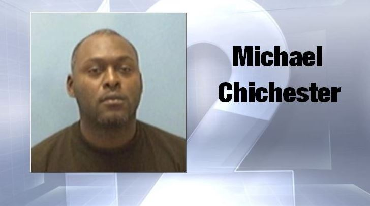 Perryman is accused of shooting and killing 37-year-old Michael Chichester on Holland Drive March 13. (CPD)
