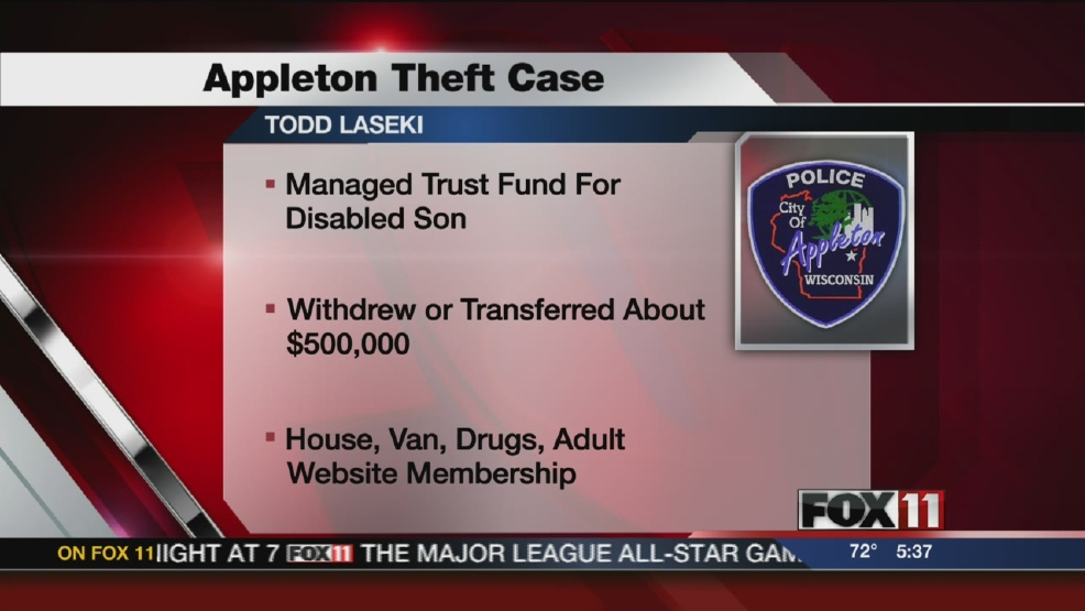 Appleton Theft case