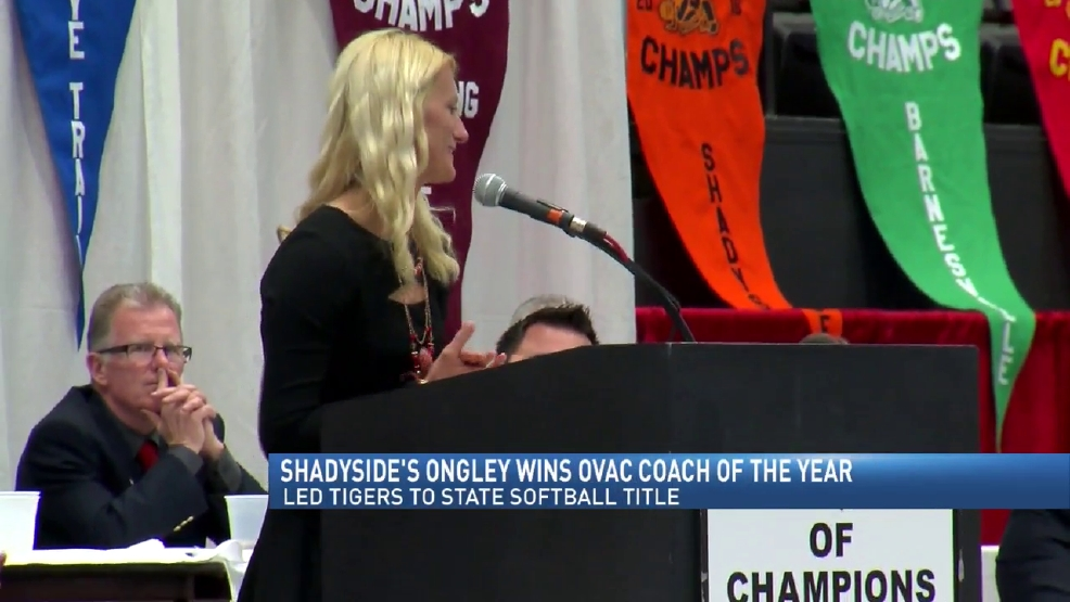 5.16.16 Video- Shadyside's Ongley named OVAC coach of the year