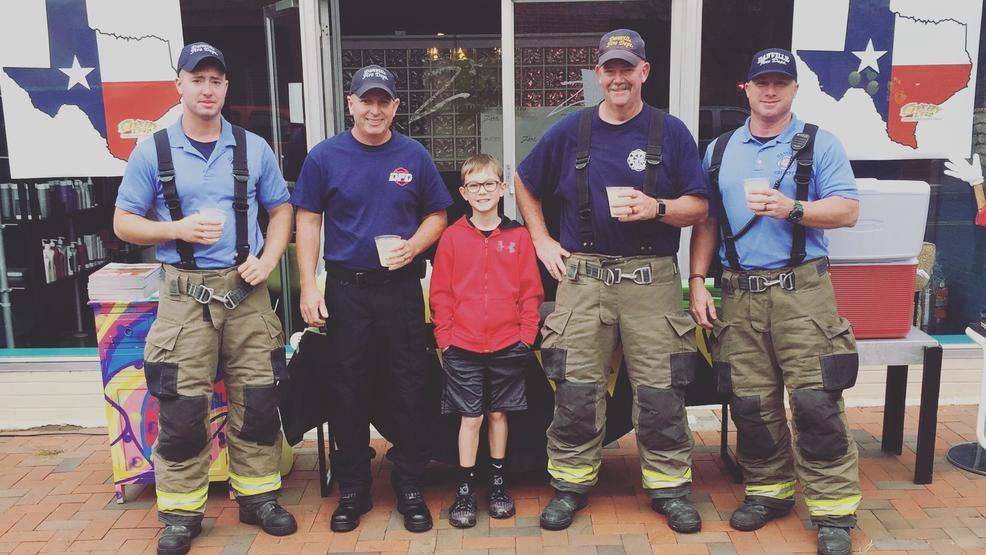 Danville boy raises more than $8 000 for God s Pit Crew