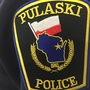 Pulaski officer finds meth, alcohol during traffic stop