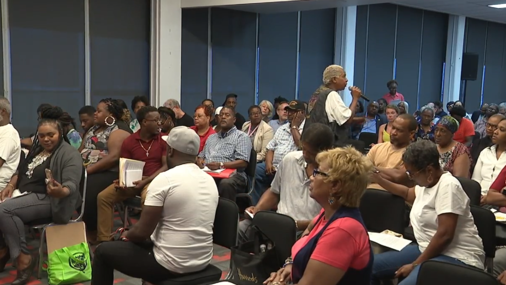 Baltimore City Council President hosting series of town halls for community feedback