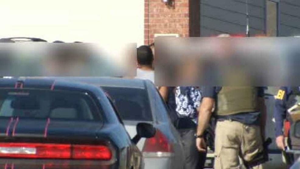 Fbi Agents Raid Converse Home Arrest Man On Child Sex