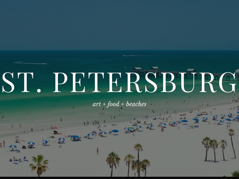 LOCATION: St. Petersburg / MILES FROM CINCY: 918 / REASON TO VISIT: Thanks to Allegiant Air, you can get to Florida's most pleasant beachfront city for under $100. We could talk about the Salvador Dali museum or the Discover Locale Market or Fort De Soto Park, but realistically you're going to spend most of your time in a bathing suit. Mmmm, can't you just taste the sunscreen lotion? Tastes like freedom. And coconut, probably. / Image courtesy of Visit Florida // Published: 1.26.18<p></p>