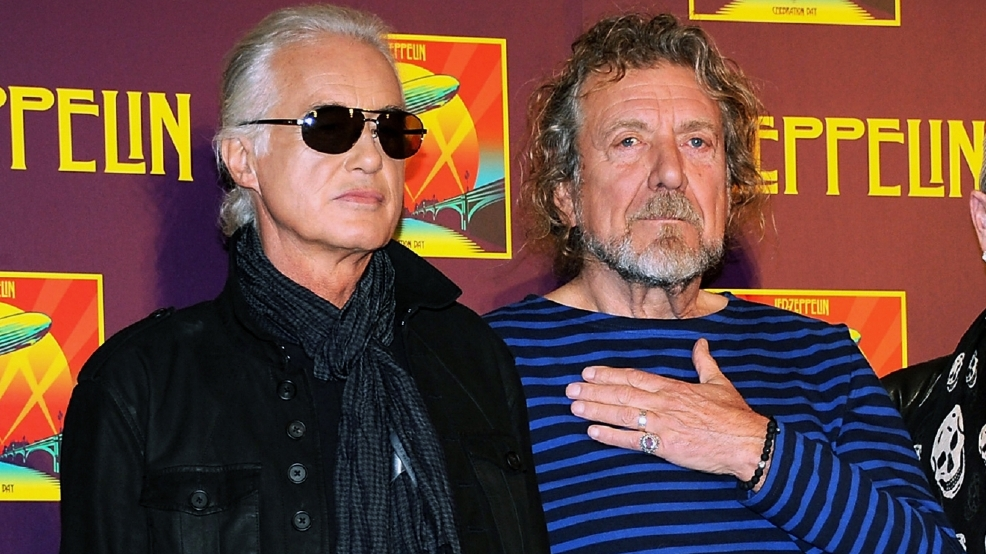 Led Zeppelin lawyers ask judge to toss 'Stairway' case