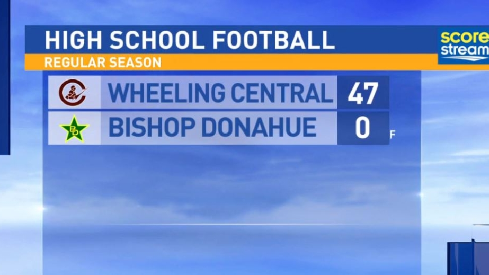 11.4.16 Highlights: Wheeling Central at Bishop Donahue