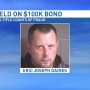 Black Mountain held man on $100K bond after multiple charges of fraud, identity theft
