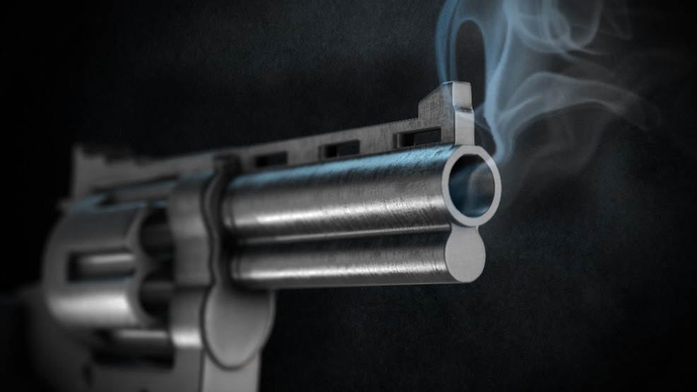 (IMAGE:MGN)Attempted robbery ends in shooting on Raven Drive