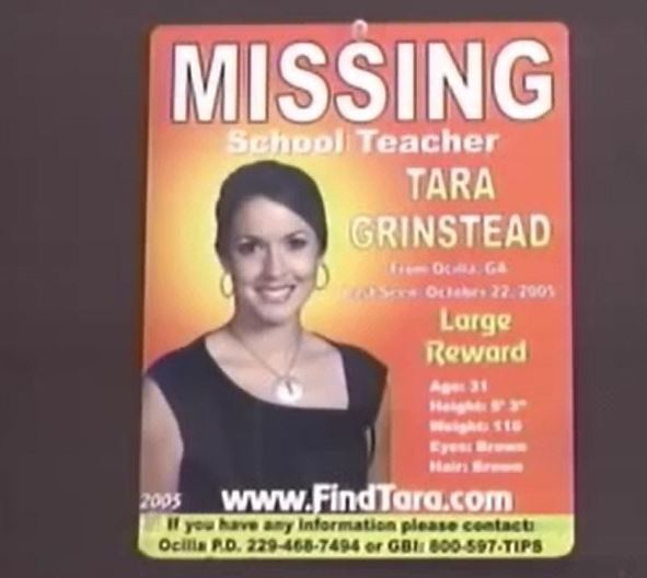Tara Grinstead vanished in 2005 after leaving a beauty pageant in Fitzgerald / WFXL File Photo