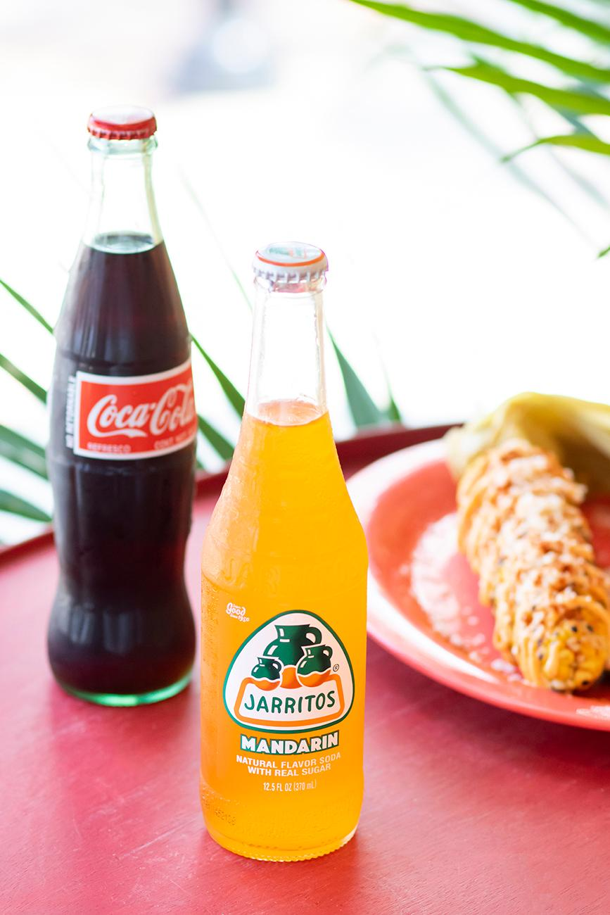 Jarritos, a popular soft drink in Mexico / Image: Allison McAdmas // Published: 8.20.19
