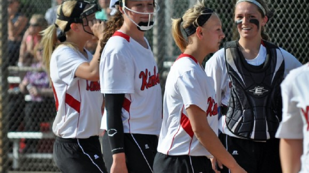 Kimberly opens the state softball tournament Thursday against Stevens Point. (Doug Ritchay/WLUK)