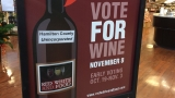 Food retailer pushing for sale of wine in grocery stores