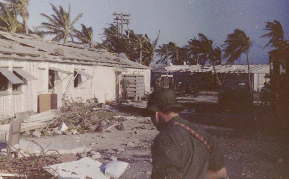 Utahns among those fighting to expand benefits for vets who cleaned up 'atomic trashcan' (Photo: Enewetak Atoll Atomic Debris Cleanup Veterans Facebook page)