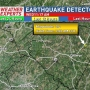 Small earthquake shakes central Virginia
