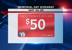 Memorial Day Giveaway Contest Rules