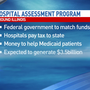 Medicaid hospital funding plan gets approval