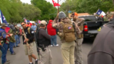 Open Carry Texas protests 'police enforcement of illegal anti-gun laws'