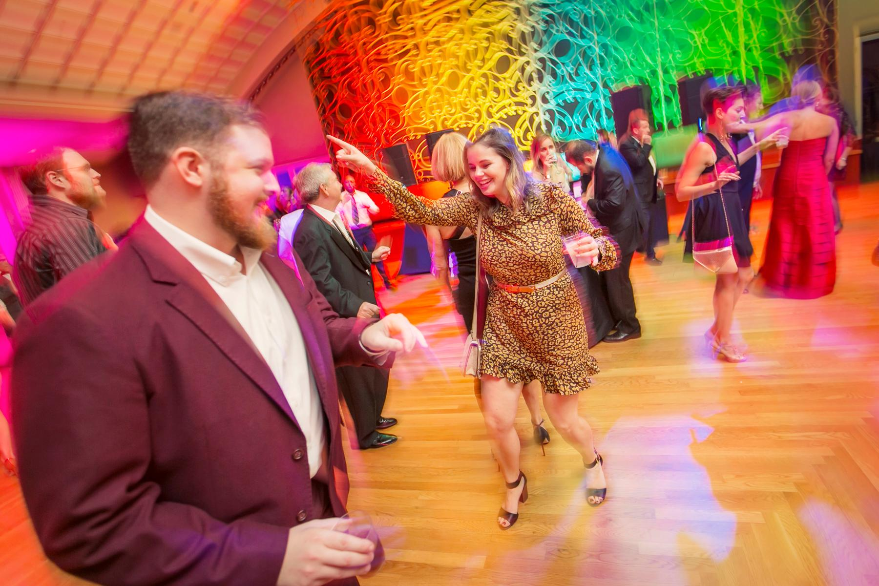 "The 2017 Cincinnati Opera Gala, themed ""Brick House Bash,"" took place on Saturday, November 18 at Music Hall. / Image: Mike Bresnen Photography // Published: 11.19.17"