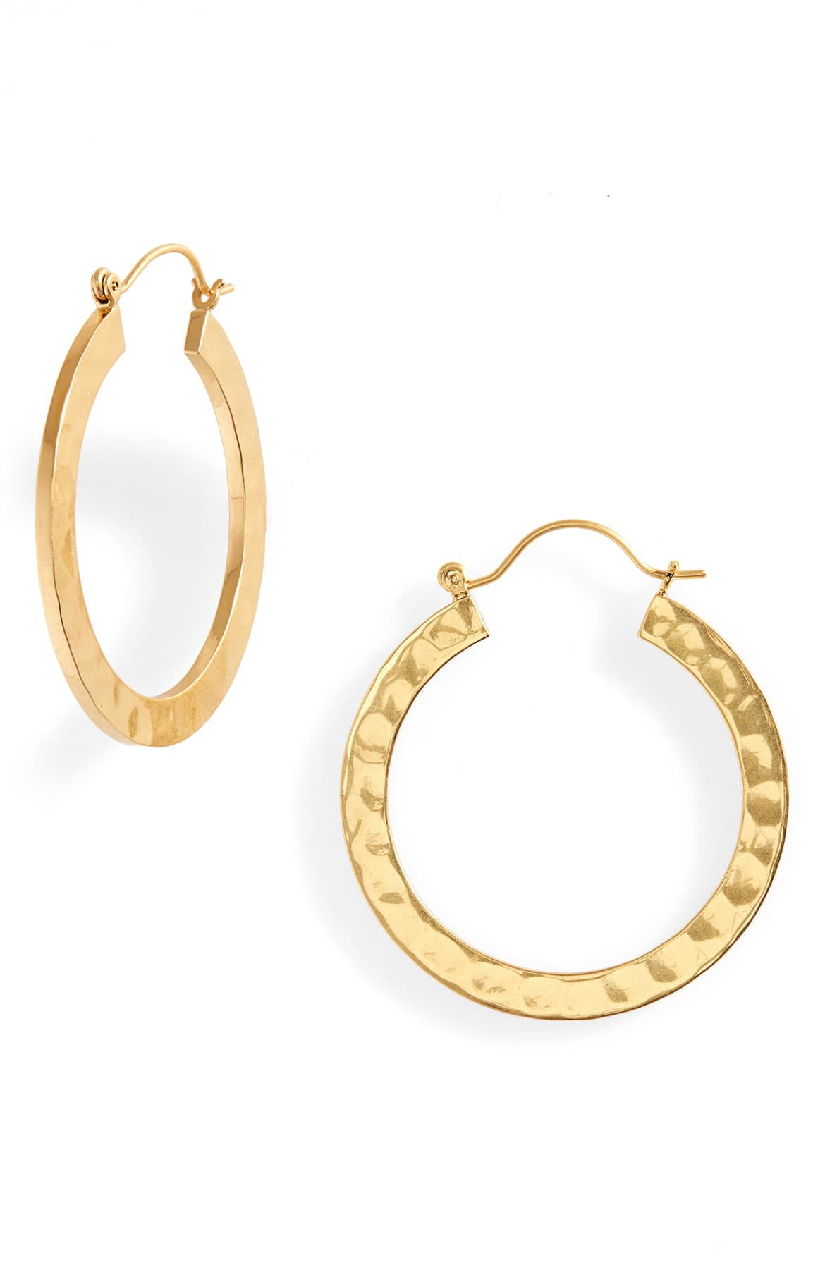 "<p>The hammered finish gives a cool artisanal look to gleaming hoop earrings to wear with everything. $28.{&nbsp;}<a  href=""https://shop.nordstrom.com/s/madewell-hammered-hoop-earrings/5363735/full?origin=keywordsearch-personalizedsort&breadcrumb=Home%2FAll%20Results&color=vintage%20gold"" target=""_blank"" title=""https://shop.nordstrom.com/s/madewell-hammered-hoop-earrings/5363735/full?origin=keywordsearch-personalizedsort&breadcrumb=Home%2FAll%20Results&color=vintage%20gold"">Shop it{&nbsp;}</a>(Image: Nordstrom){&nbsp;}</p>"