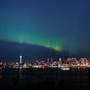 Northern Lights put on dazzling display over Puget Sound region