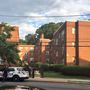 Man with gun arrested at DC apartment after barricade situation