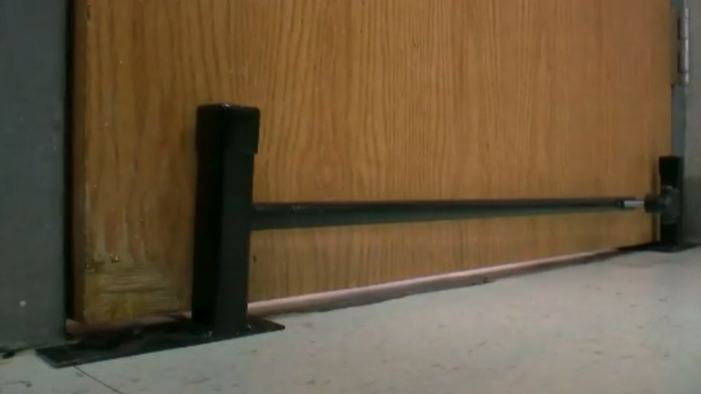 Terrorist Door Lock Teen Creates Door Locking Device For