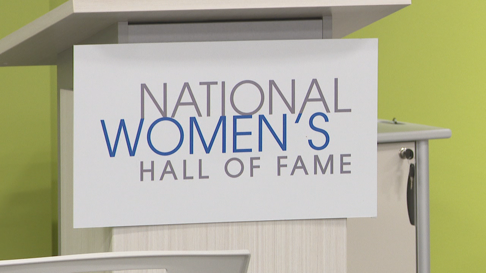 Natl. Women's Hall of Fame honors three with 'Keeper of the Flame' award
