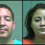 Two arrested for human trafficking following prostitution arrests