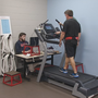 Exclusive: Students develop tech to help a blind veteran use the treadmill