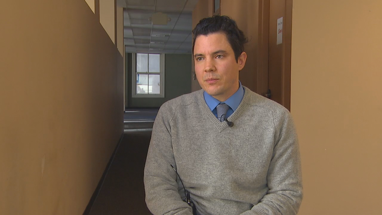 "Dylan Orr, whose office enforces the city's wage law, says, ""It's incredibly important that workers earn a living wage and that we reduce income disparities that exist."" (Photo: KOMO News)"