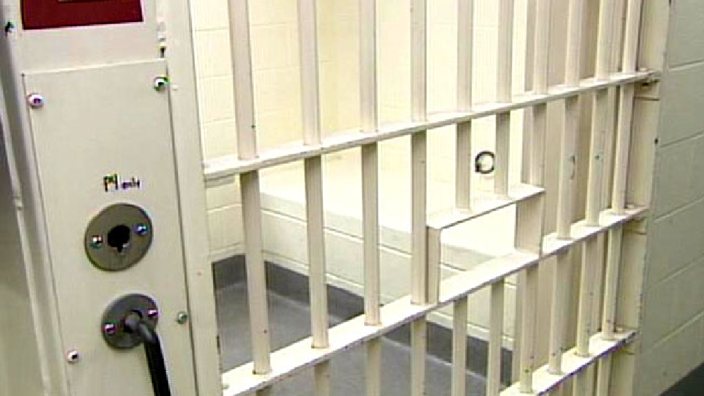 File photo of a jail cell.