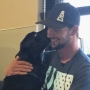 Firefighter reunites with dog after it was accidentally adopted out