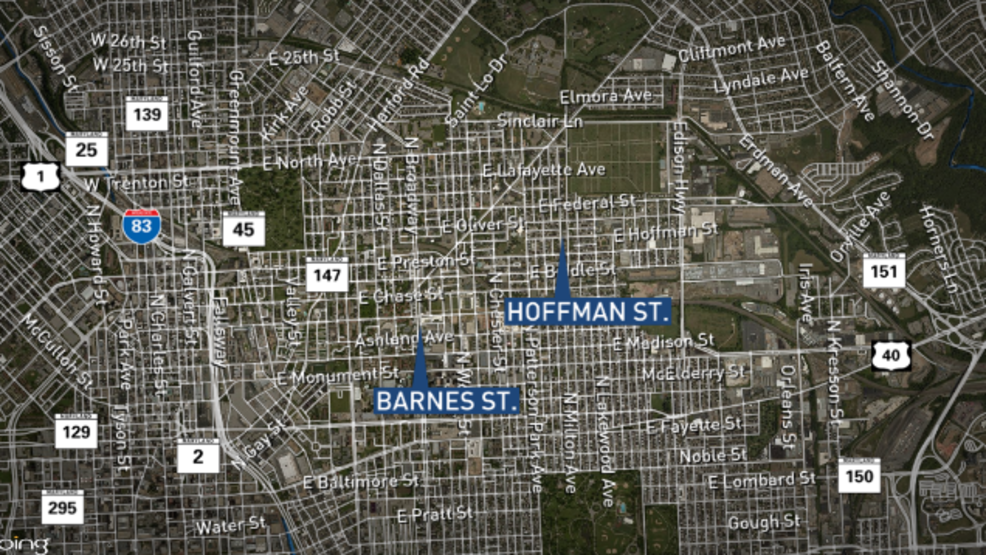 Man killed overnight in east Baltimore shooting