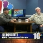 Joe Doucette Jason Jackson NDOW Game Warden