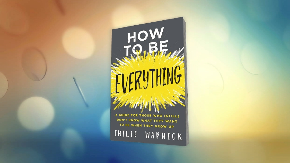 """How To Be Everything"" author, Emilie Wapnick"