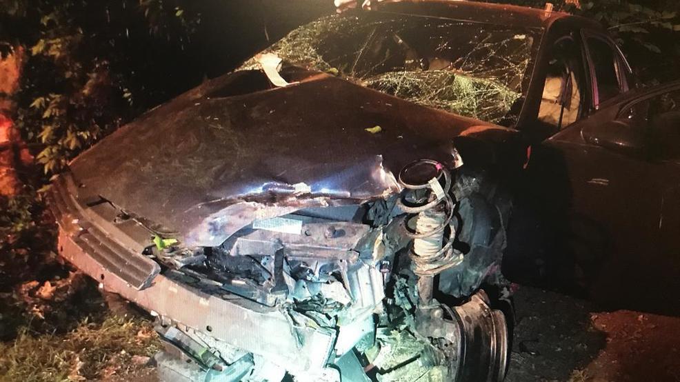 Paducah man injured in crash in McCracken Co (source-McCracken Co Sheriff Dept)