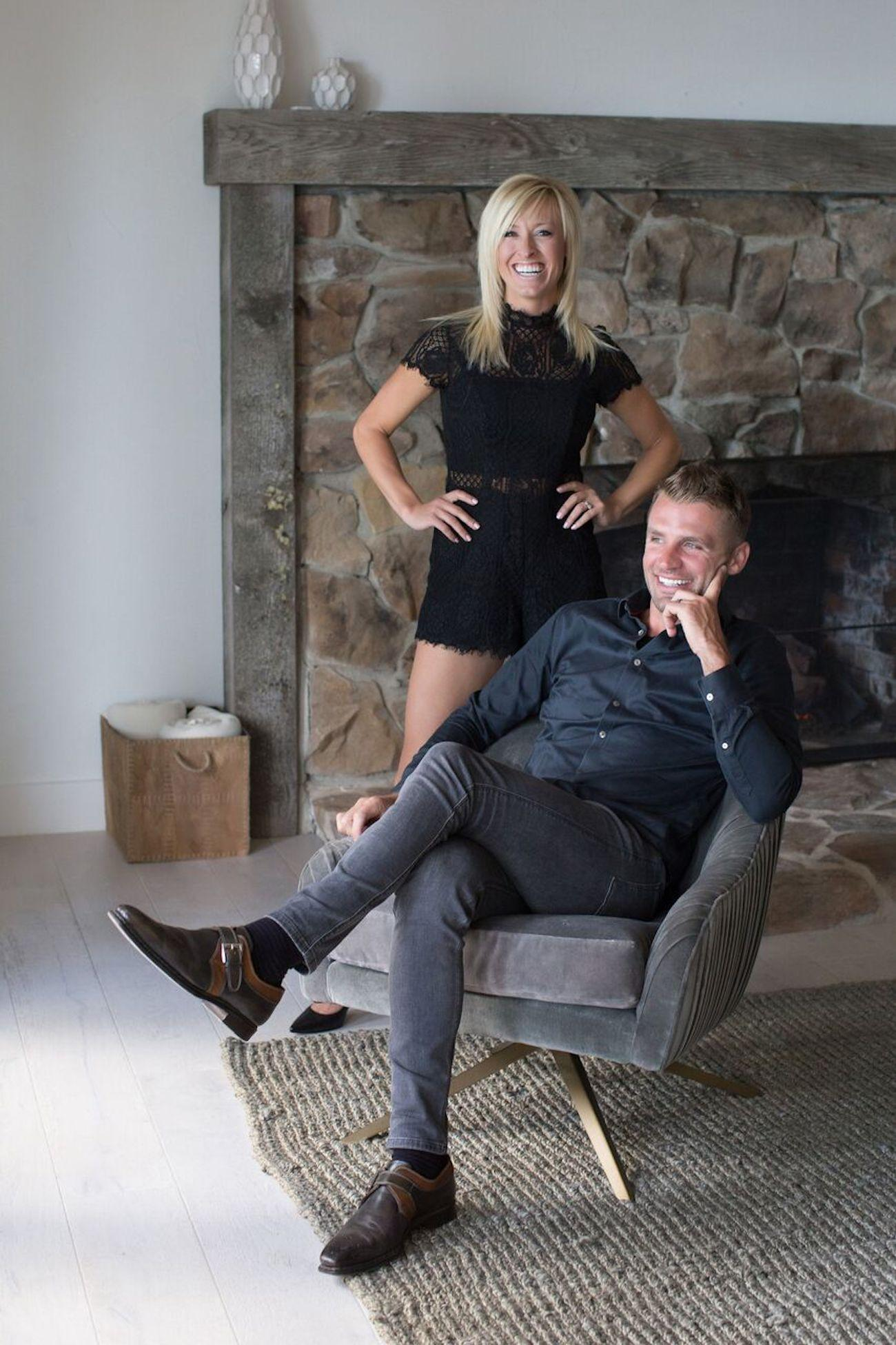 Angela Allison serves as CEO, while her husband, Austin, is co-founder and chairman. / Image: Lucid Linds (Instagram: @girlbrandpgotography) via WineSociety // Published: 8.5.18