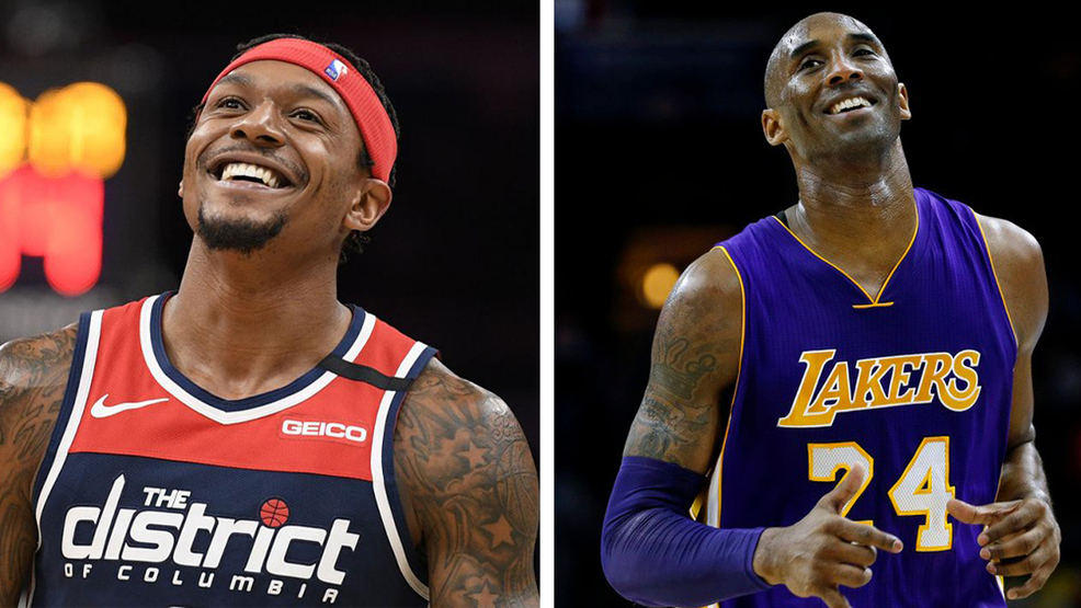 Bradley Beal is 1st player since Kobe Bryant to score 50+ points in consecutive games