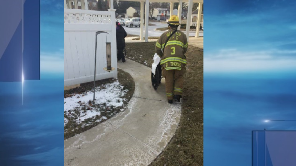 12 evacuated from Harford Co. senior housing after broken water pipe & 12 evacuated from Harford Co. senior housing after broken water pipe ...