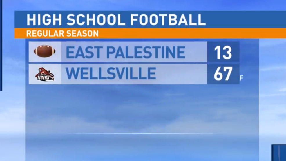10.4.19 Highlights: East Palestine at Wellsville