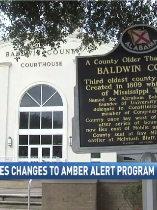 State Loosens Requirements For Amber Alert Wpmi